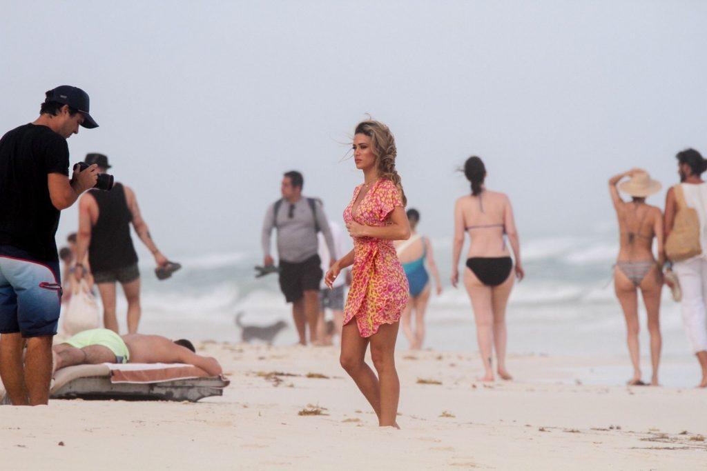 Cindy Prado Poses in Multiple Sexy Bikinis (46 Photos)