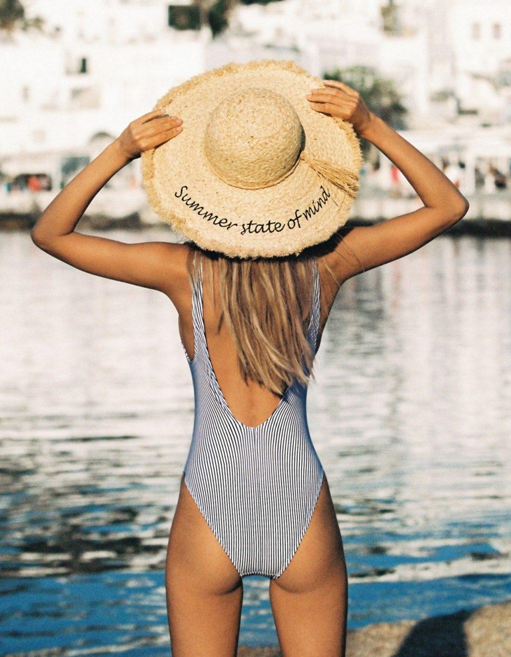 Frida Aasen Sexy – Watercult Summer 2020 (18 Photos)