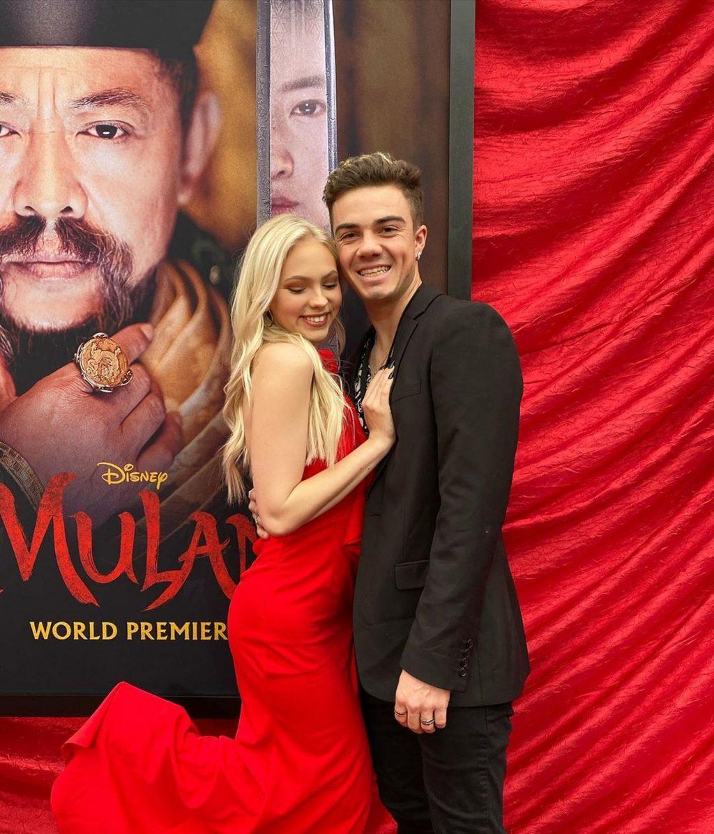 Jordyn Jones Looks Hot in a Red Dress at the Disney's Mulan World Premiere (36 Photos)