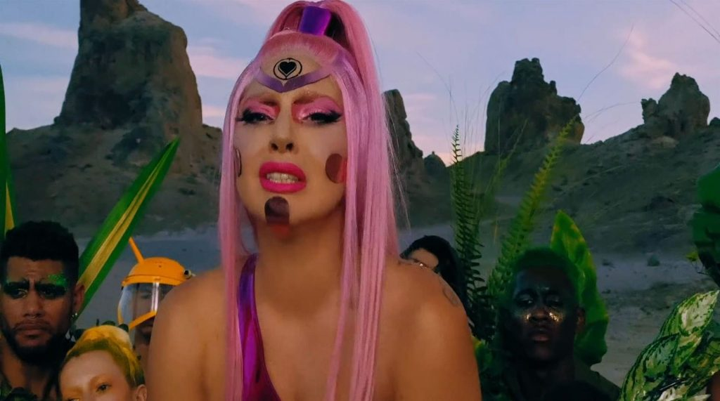 Lady Gaga Releases Her New Stupid Love Music Video (56 Pics + Video)