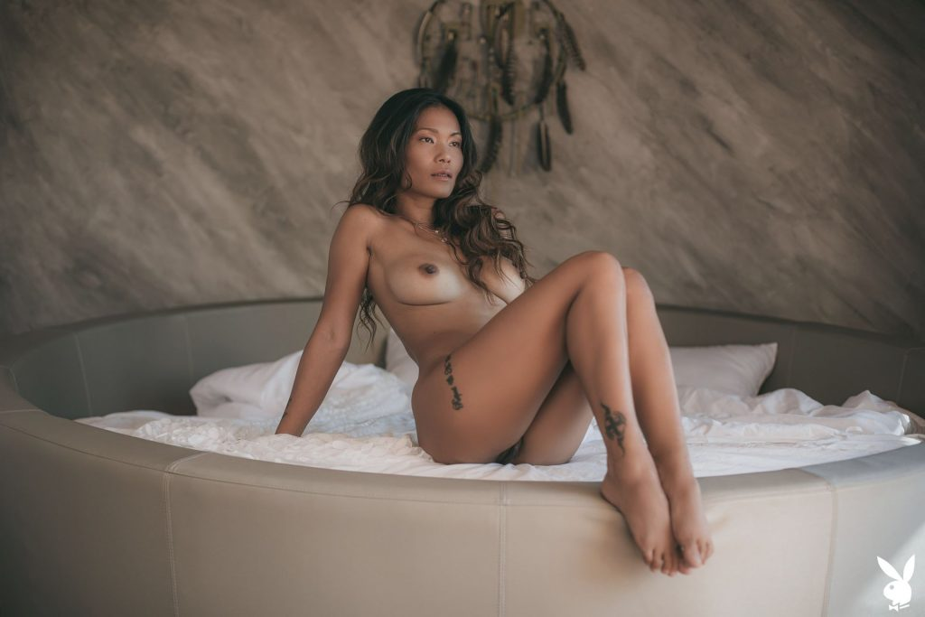 Maki Katana Nude – Dream Cycle (36 Photos + GIFs & Video)