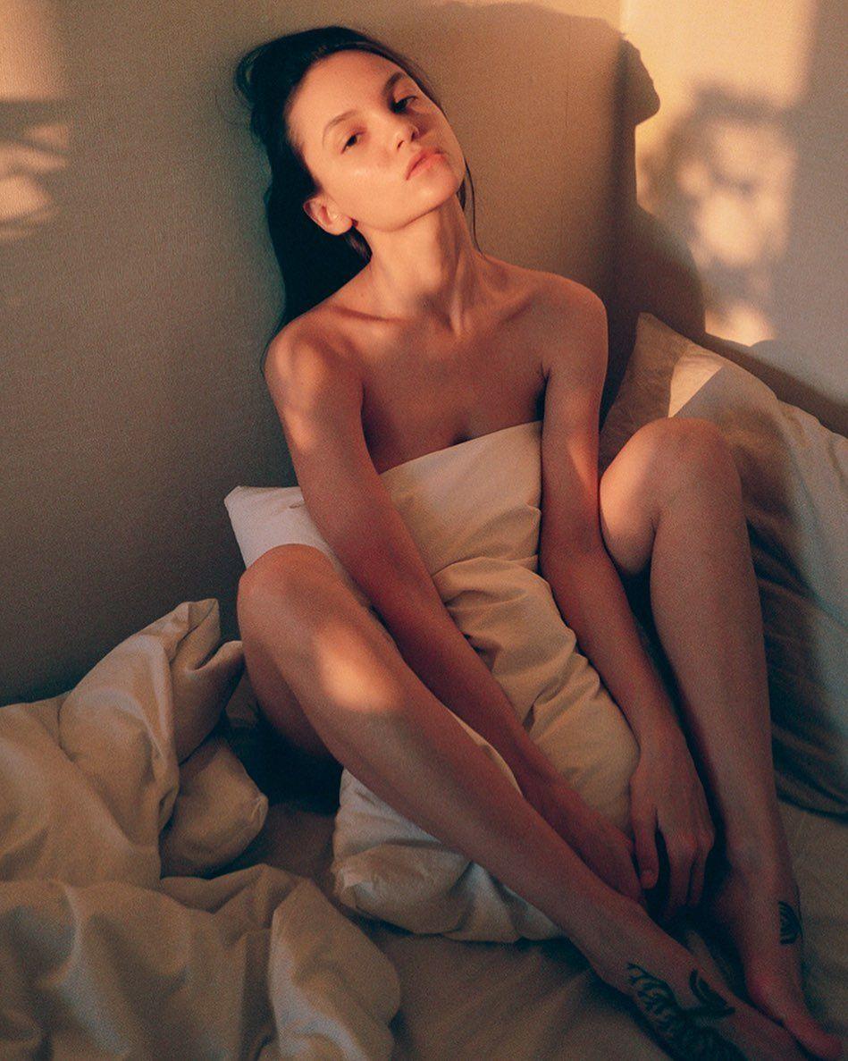 Maria Demina Nude & Sexy (11 Photos)