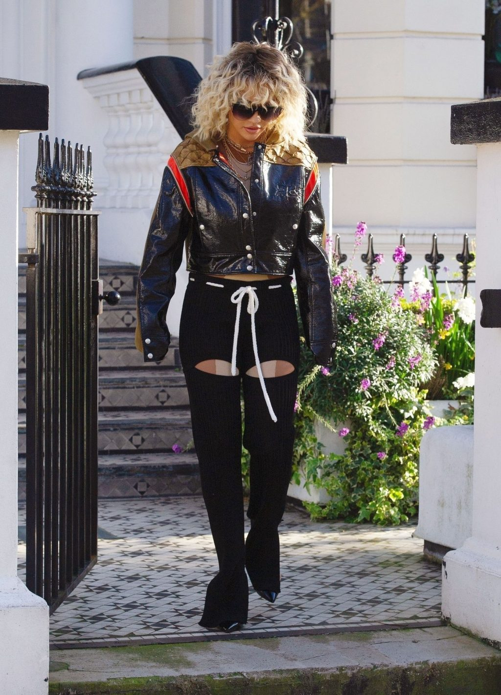 Rita Ora Is Seen at BBC Studios (155 Photos)