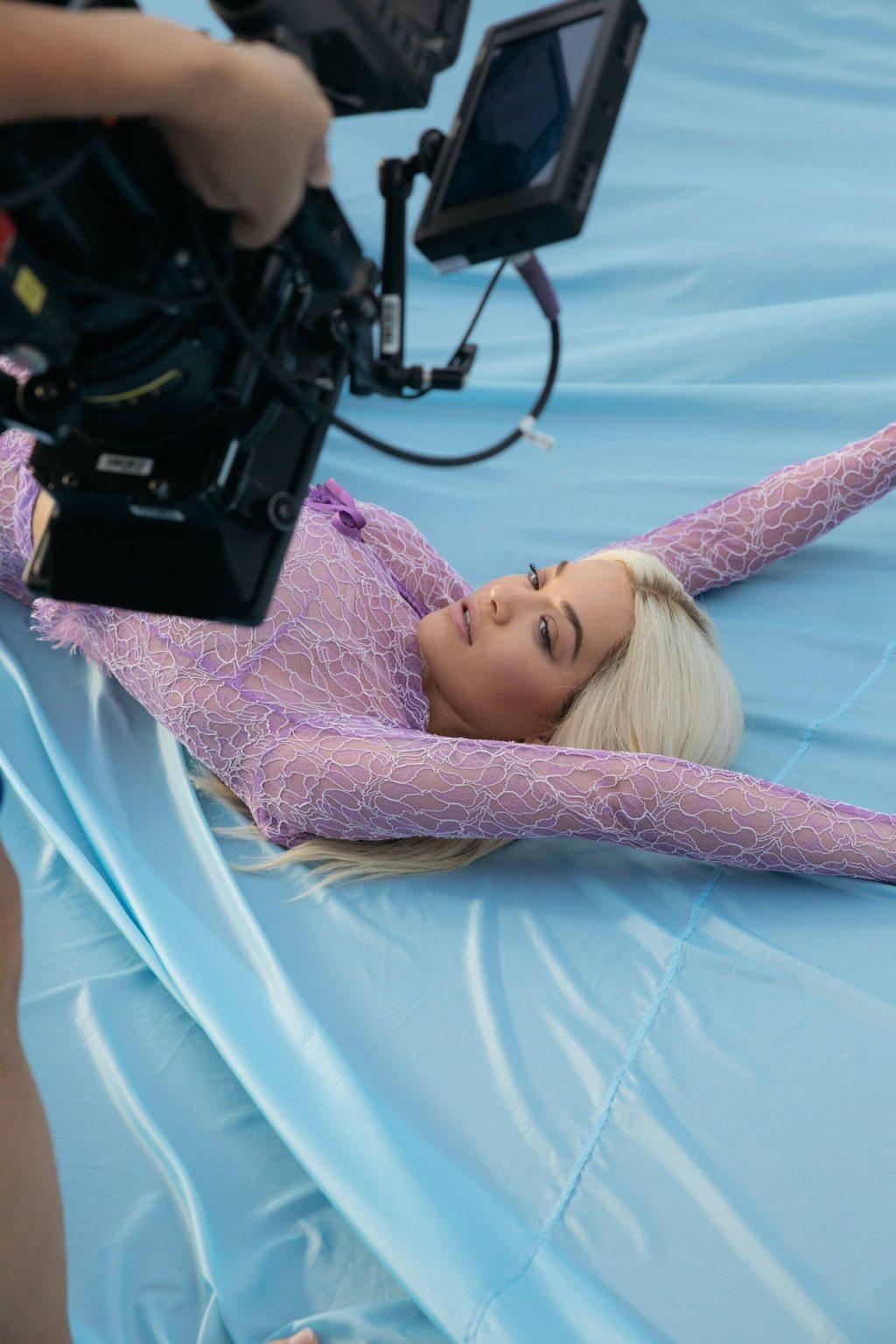 Rita Ora Sexy – Deichmann Spring/Summer 2020 (23 Photos)