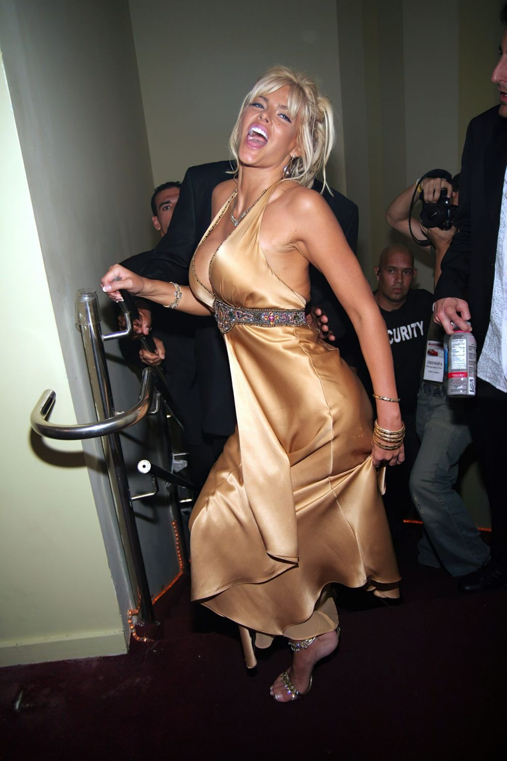 Anna Nicole Smith Sexy (8 Photos)