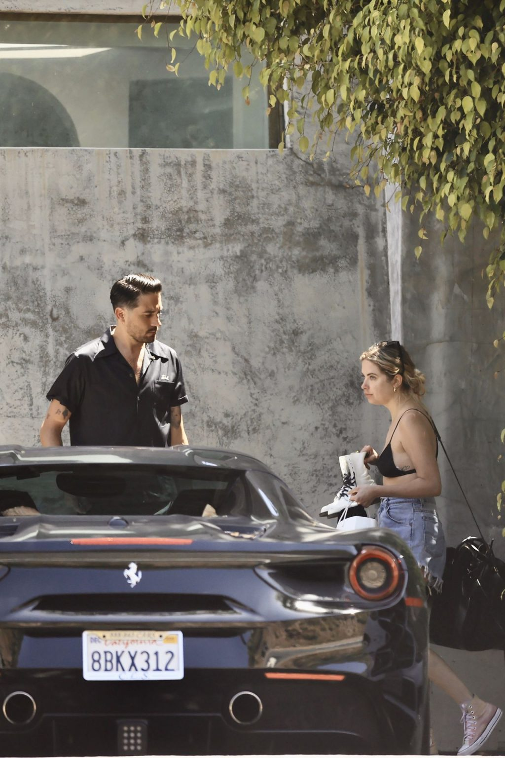 Ashley Benson & G-Eazy Enjoy Memorial Day in Malibu (29 Photos)