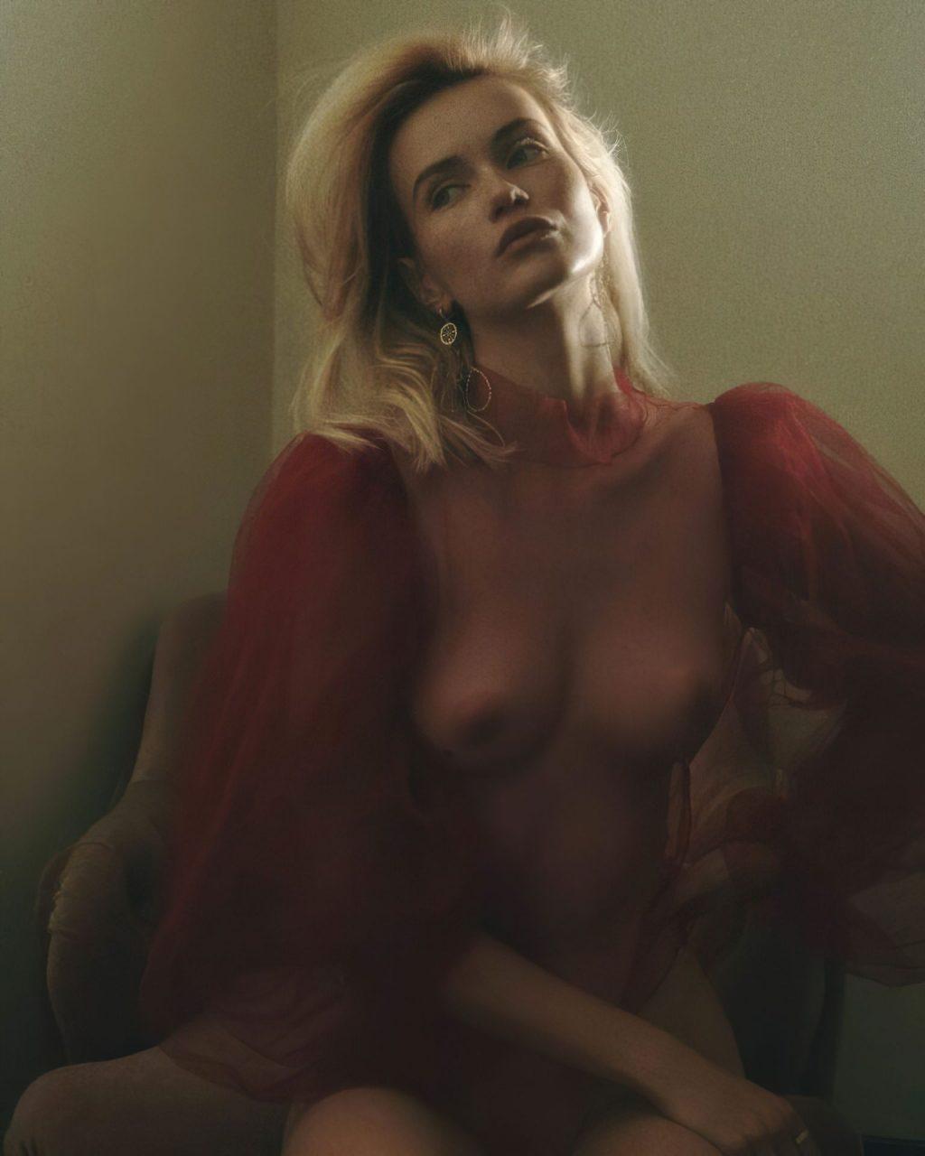 Hania Koczewska Nude (7 Photos)