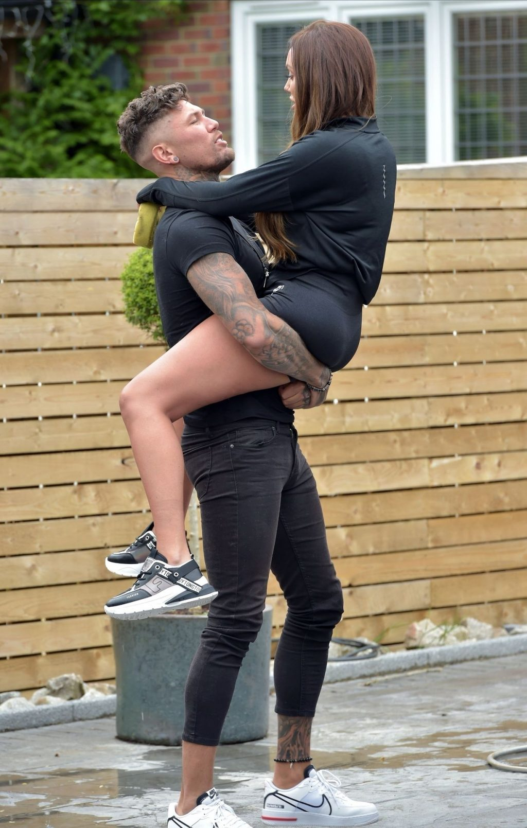 Charlotte Crosby is Pictured with Her New Boyfriend Liam Beaumont for the First Time (57 Photos)