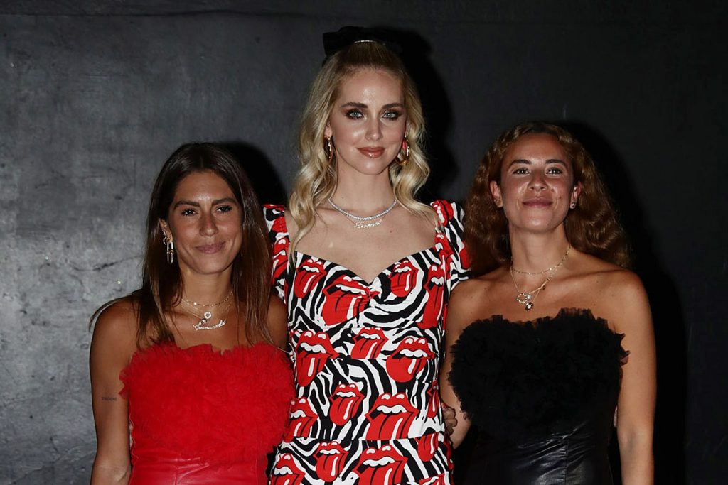 Chiara Ferragni Shows Off Her Sexy Legs at the Aniye By Show (78 Photos)
