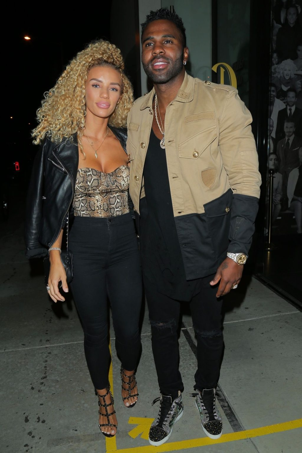 Jason DeRulo is Madly in Love with His Beautiful Girlfriend Jena Frumes (25 Photos)
