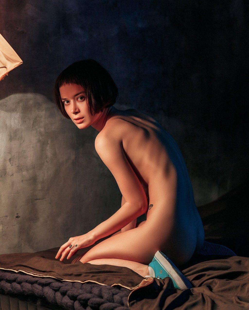 Polina Knyazeva Nude (6 Photos)