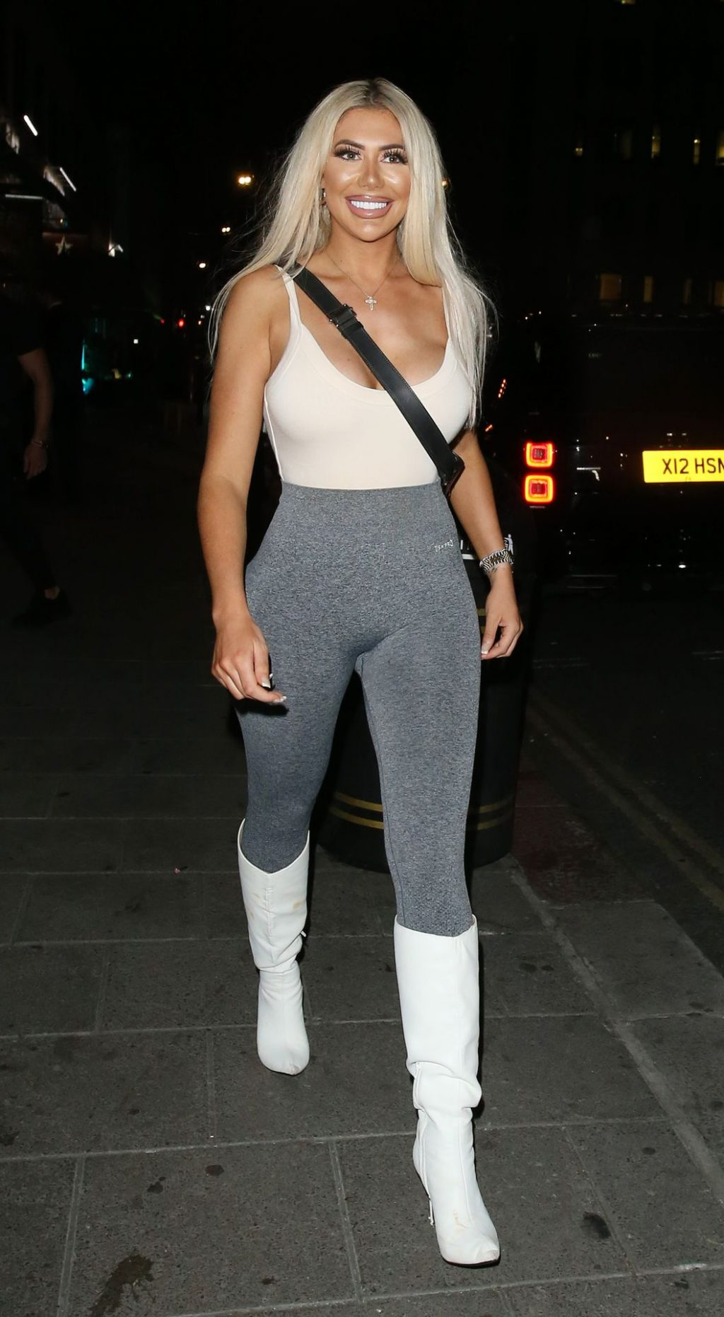 Chloe Ferry Enjoys a Night in London (36 Photos)