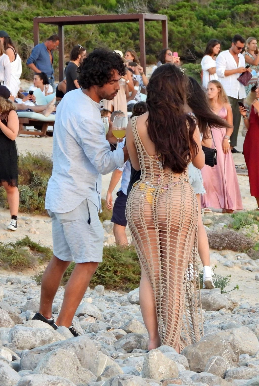 Demi Rose Shows Off Her Famous Assets in Formentera (26 Photos)
