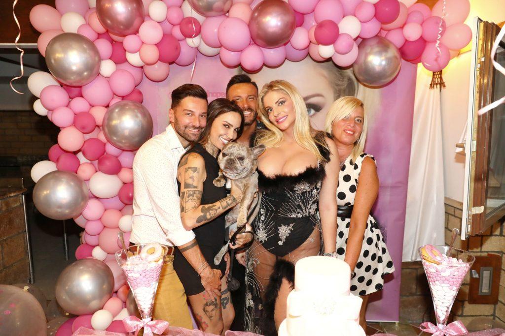 Francesca Cipriani Celebrates Her 36th Birthday In Milan (49 Photos)