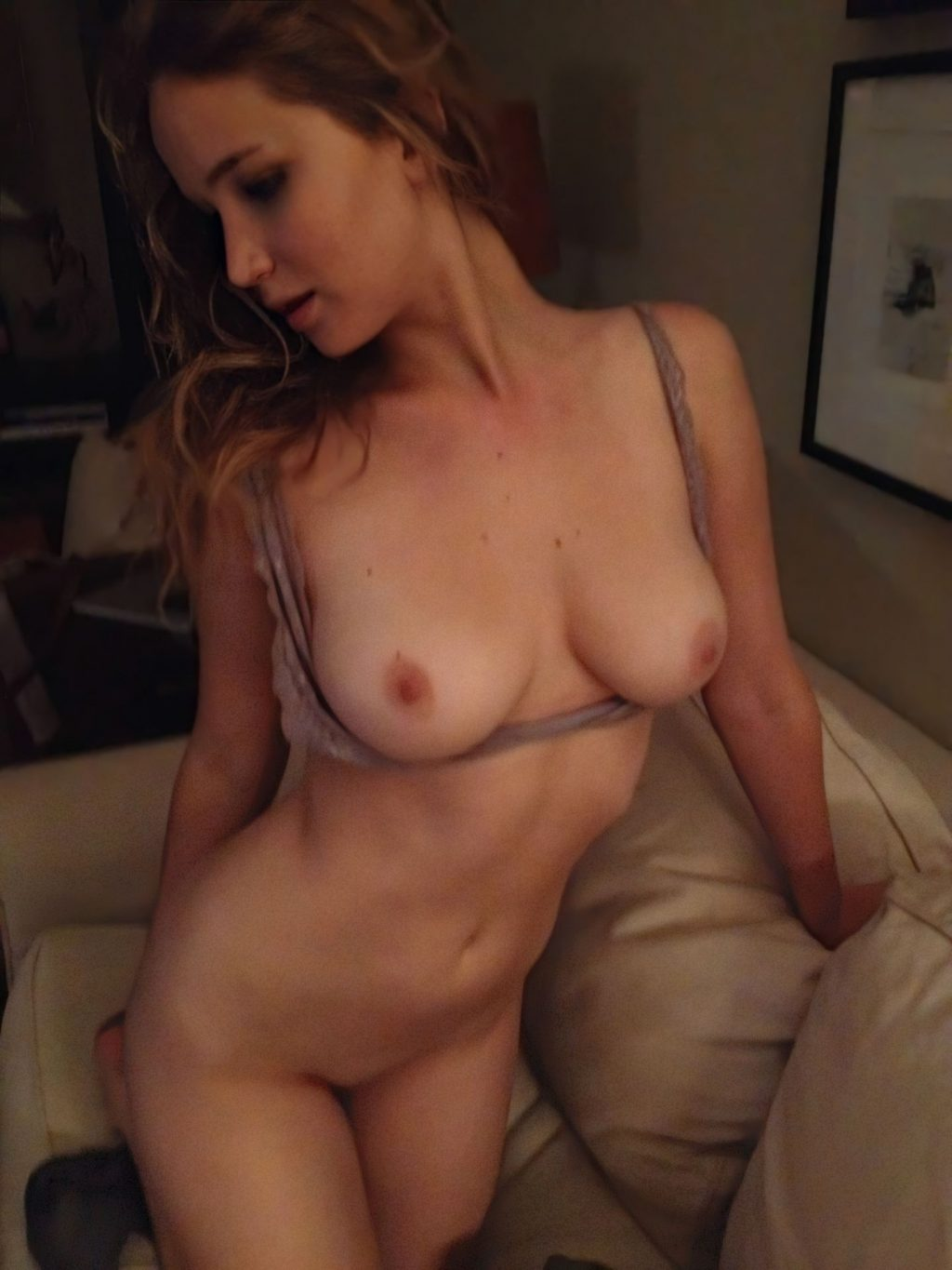 Jennifer Lawrence Nude Leaked The Fappening (9 Photos)