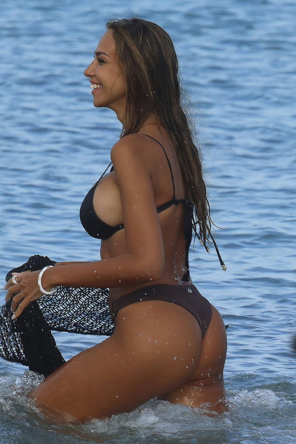 Madalina Ghenea Enjoys Her Holidays in Sardinia (25 Photos)