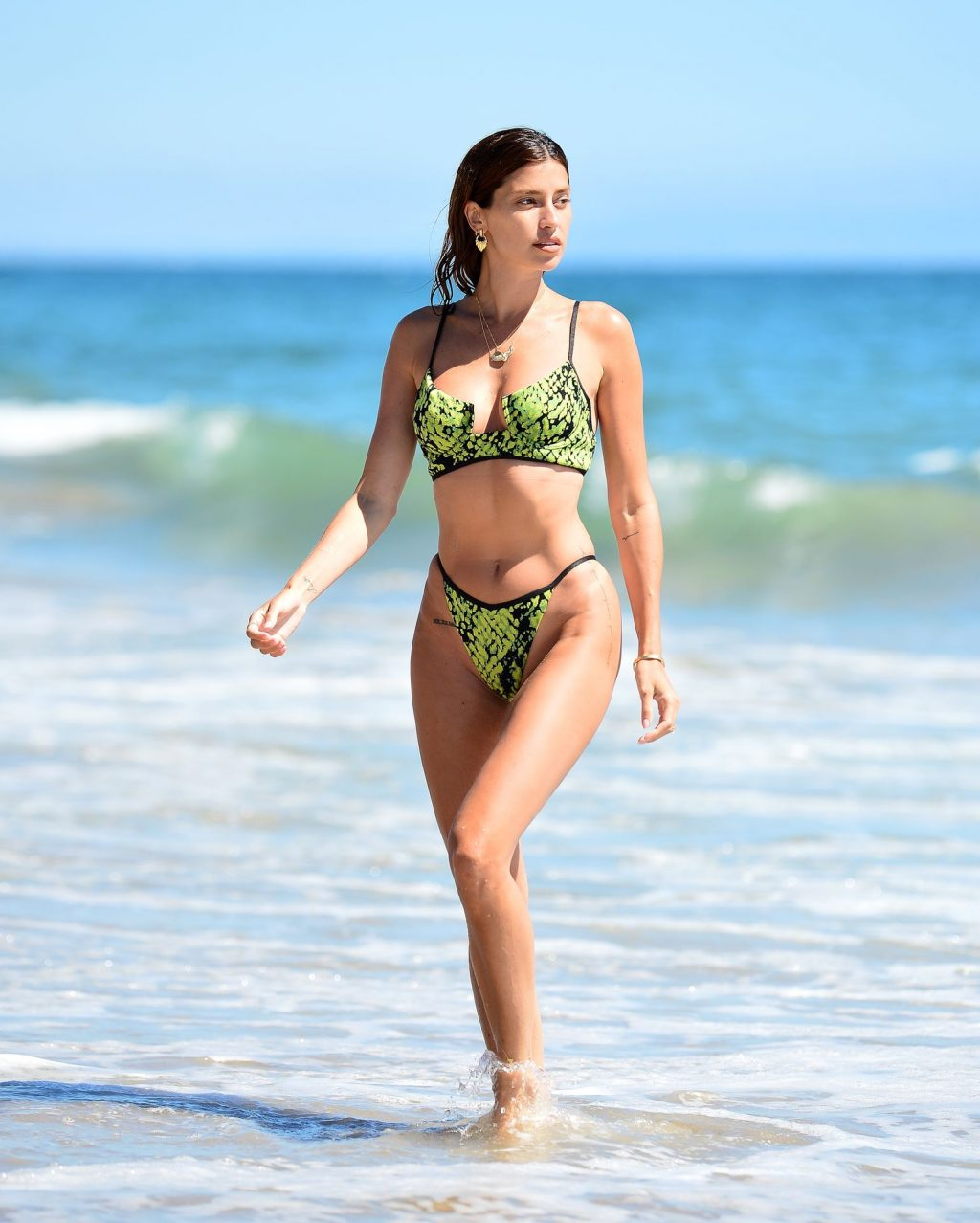 Nicole Williams Flaunts Her Incredible Bikini Body on the Beach (18 Photos)