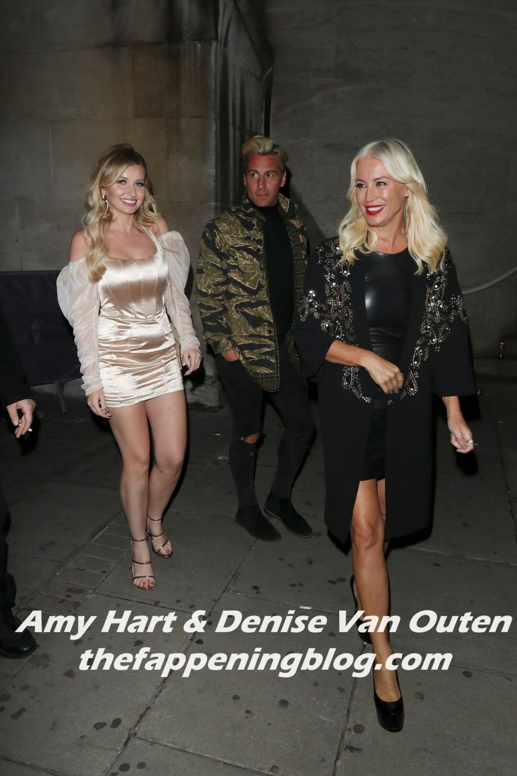 Amy Hart & Denise Van Outen are Pictured at Cabaret All Stars Show (81 Photos)