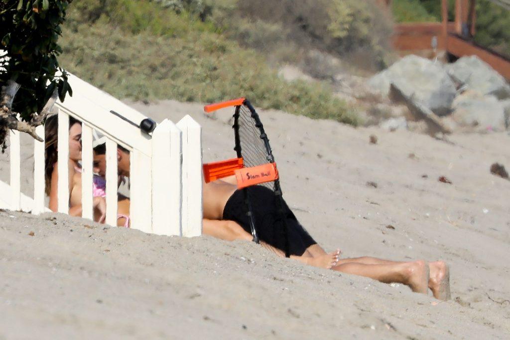 Devin Booker & Kendall Jenner Enjoy a Flirty Day on the Beach (31 Photos)