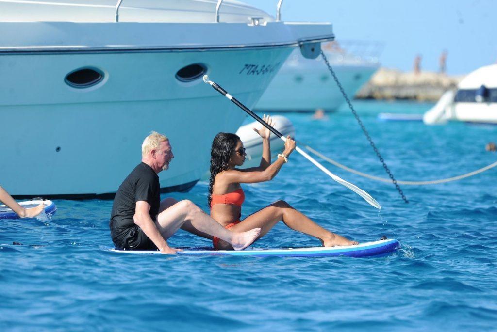 Boris Becker Spends Some Quality Time with Sexy Lilian de Carvalho in Formentera (64 Photos)
