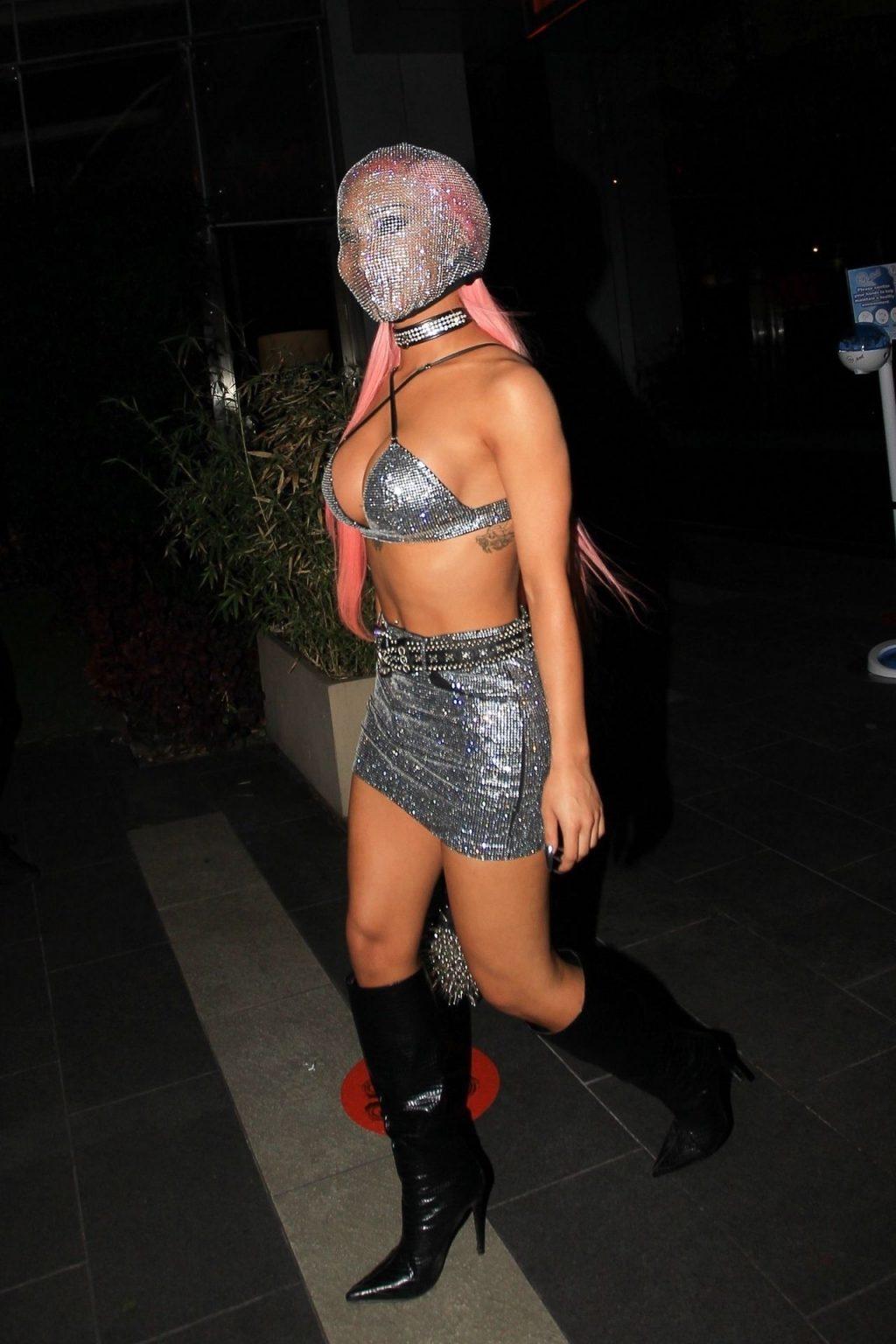 Nikita Dragun Stuns at Boa in Hollywood (39 Photos)