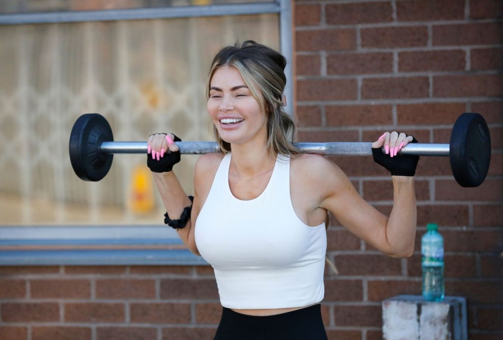 Chloe Sims Arrives at the Ab Salute Gym with Her Trainer (42 Photos)