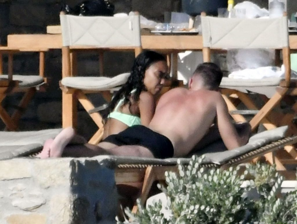 Leigh-Anne Pinnock and Her Sister Show Off Their Golden Tanned Beach Bodies in Mykonos (144 Photos)