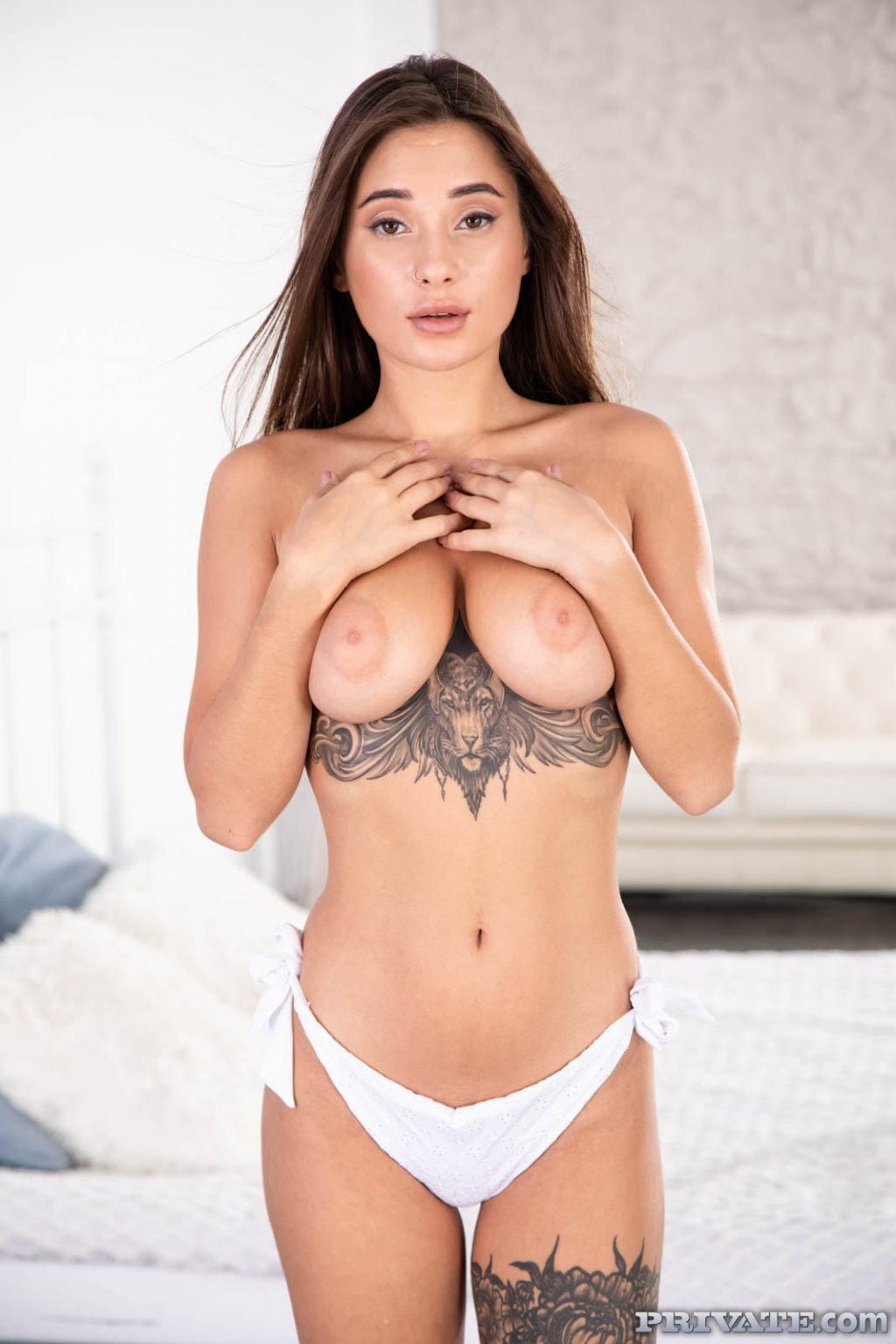 Liya Silver Nude – Vacation Sex (21 Photos)