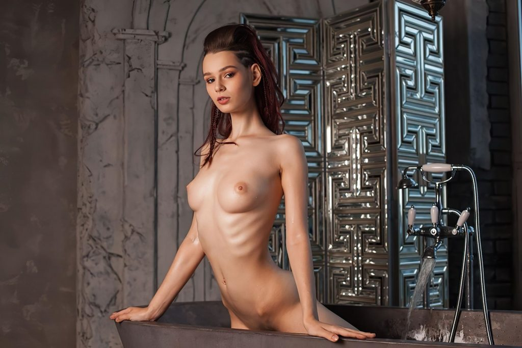 Irina Telicheva Nude (7 Photos)