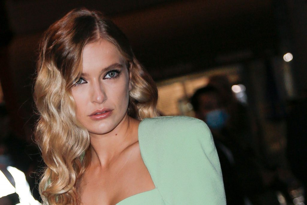Camille Razat Stuns at the 2021 Paris Fashion Week (11 Photos)