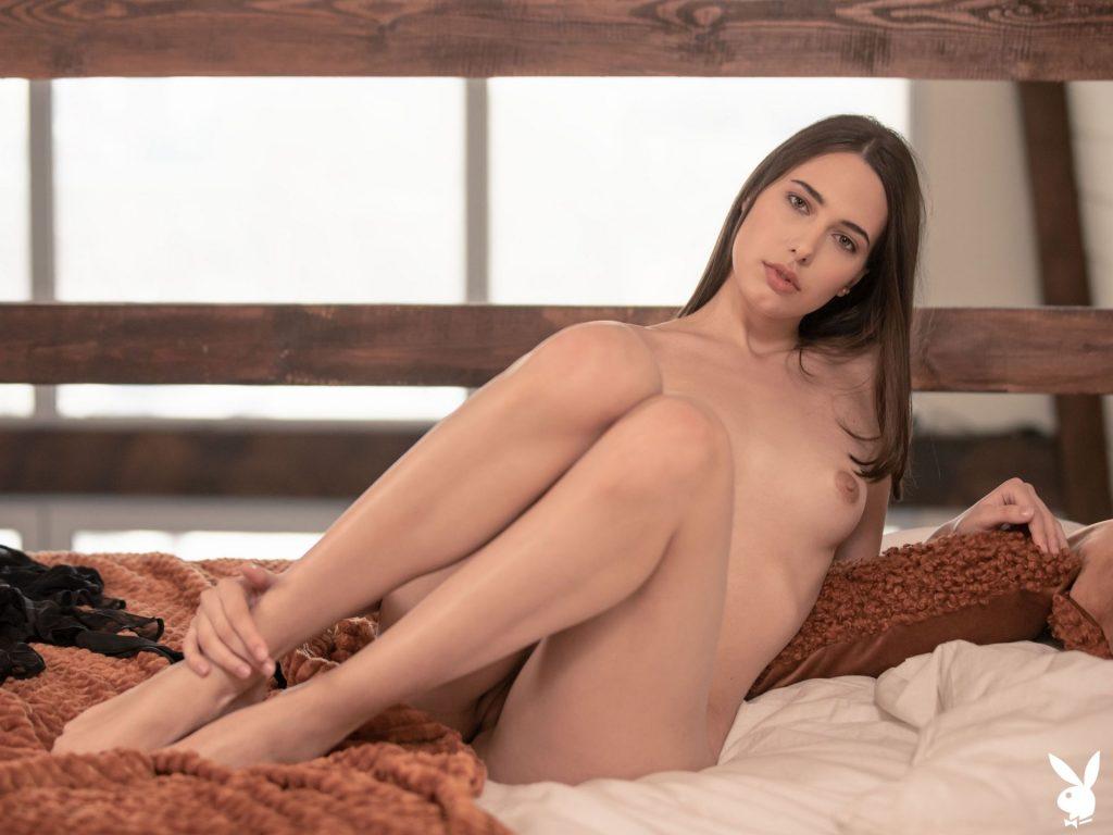 Katrine Pirs Nude – Sheer Delight (33 Photos + Video)