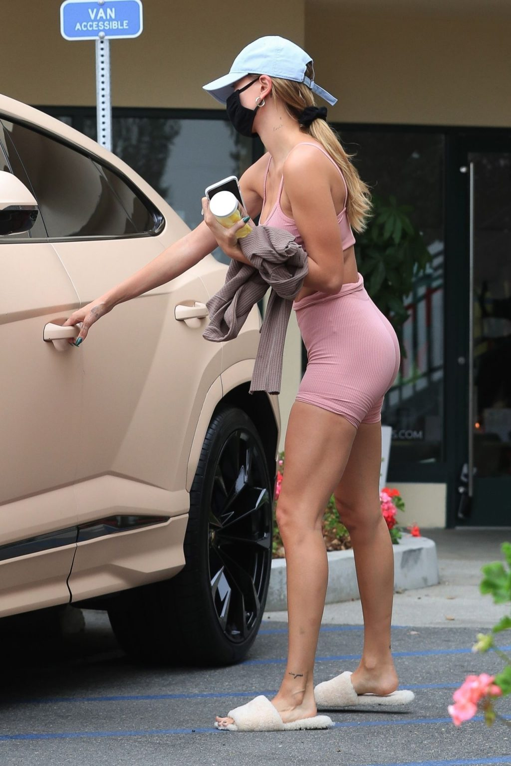 Hailey Bieber is Ready to GET HOT (76 Photos)