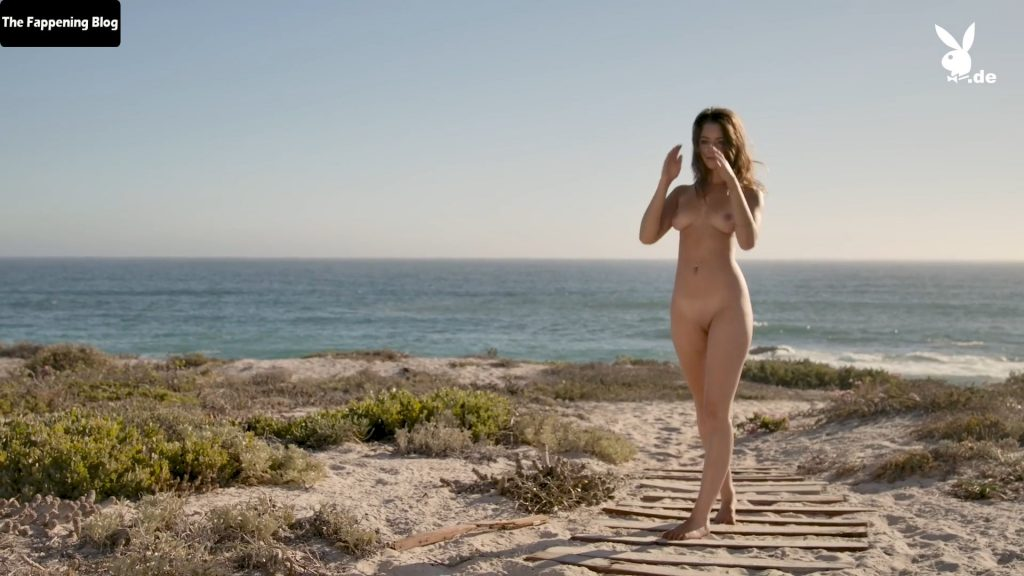 Zoelle Frick Nude – Playboy Germany (10 Photos + Video)
