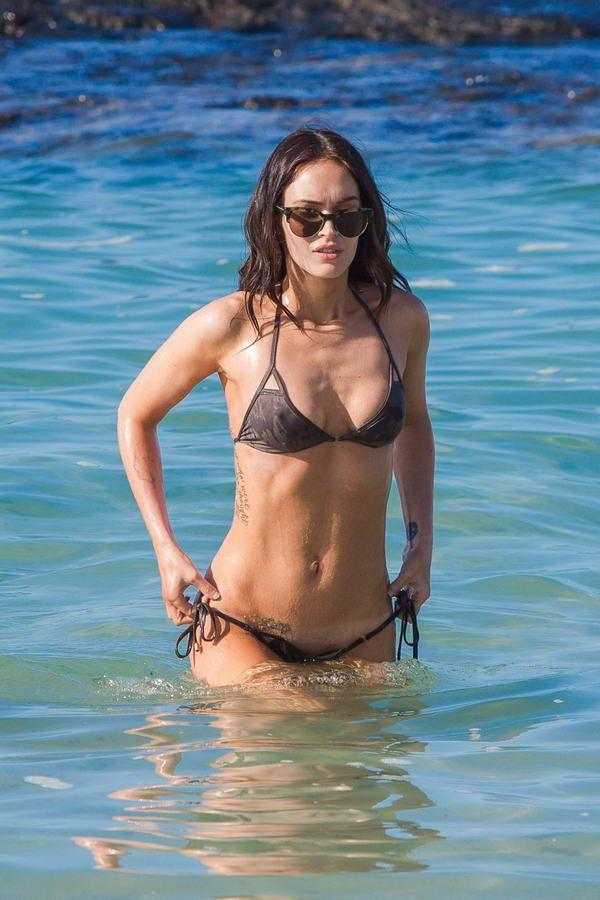 Megan Fox Bikini Photos: Hawaii