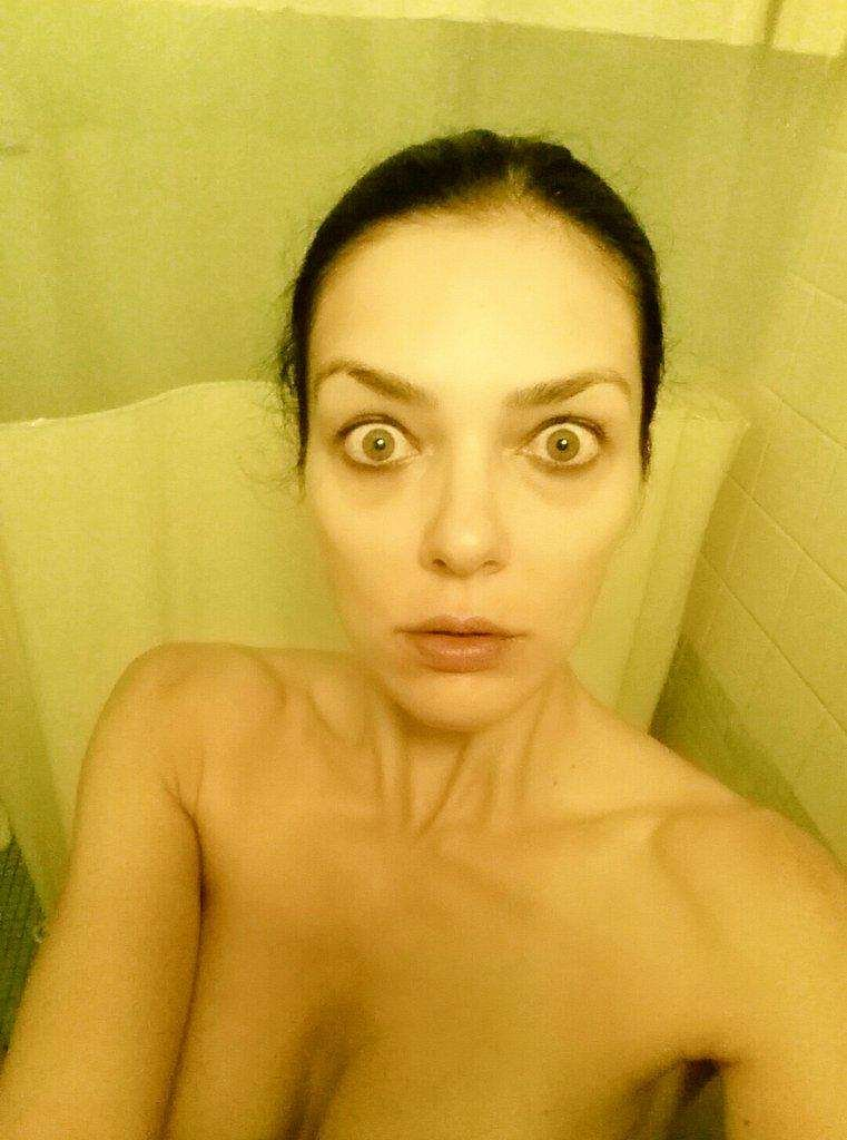 Adrianne Curry nude Selfies