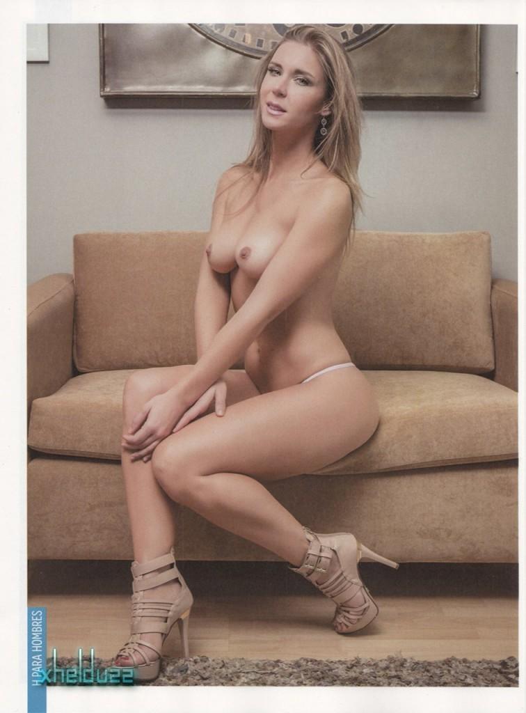 Naked Barbara Islas Photos