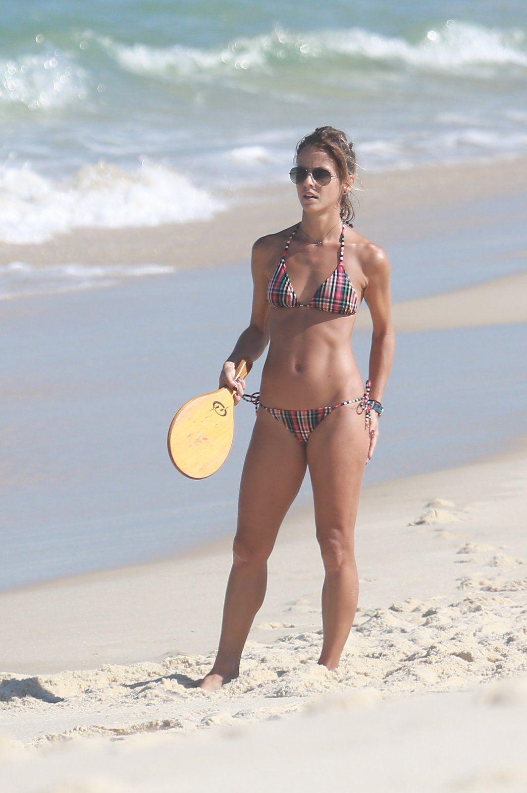 Fernanda de Freitas Bikini