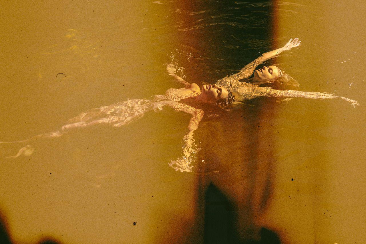 Berit Birkeland, River Liana & Yasmina Jones Nude