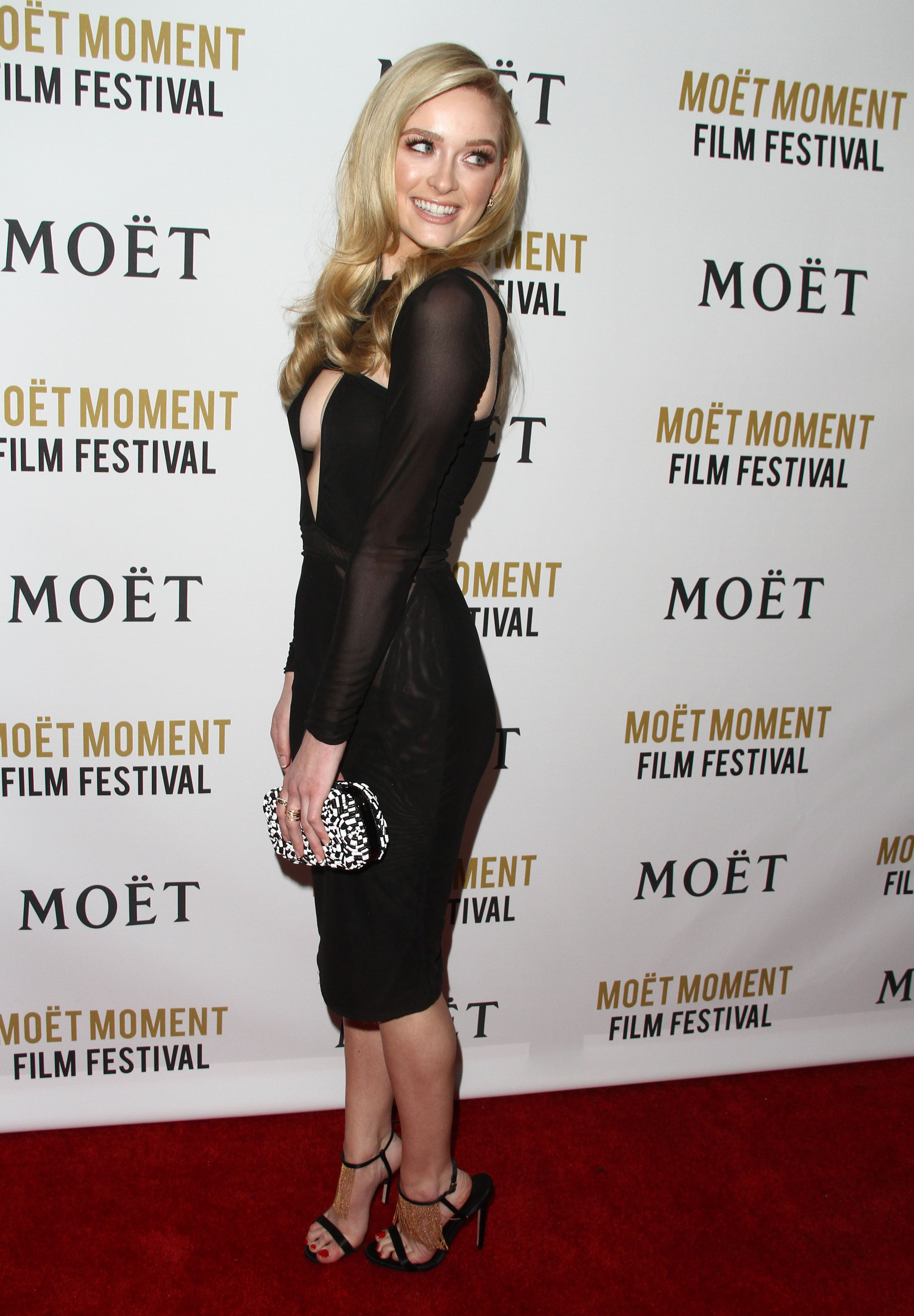 Sexy pics of Greer Grammer