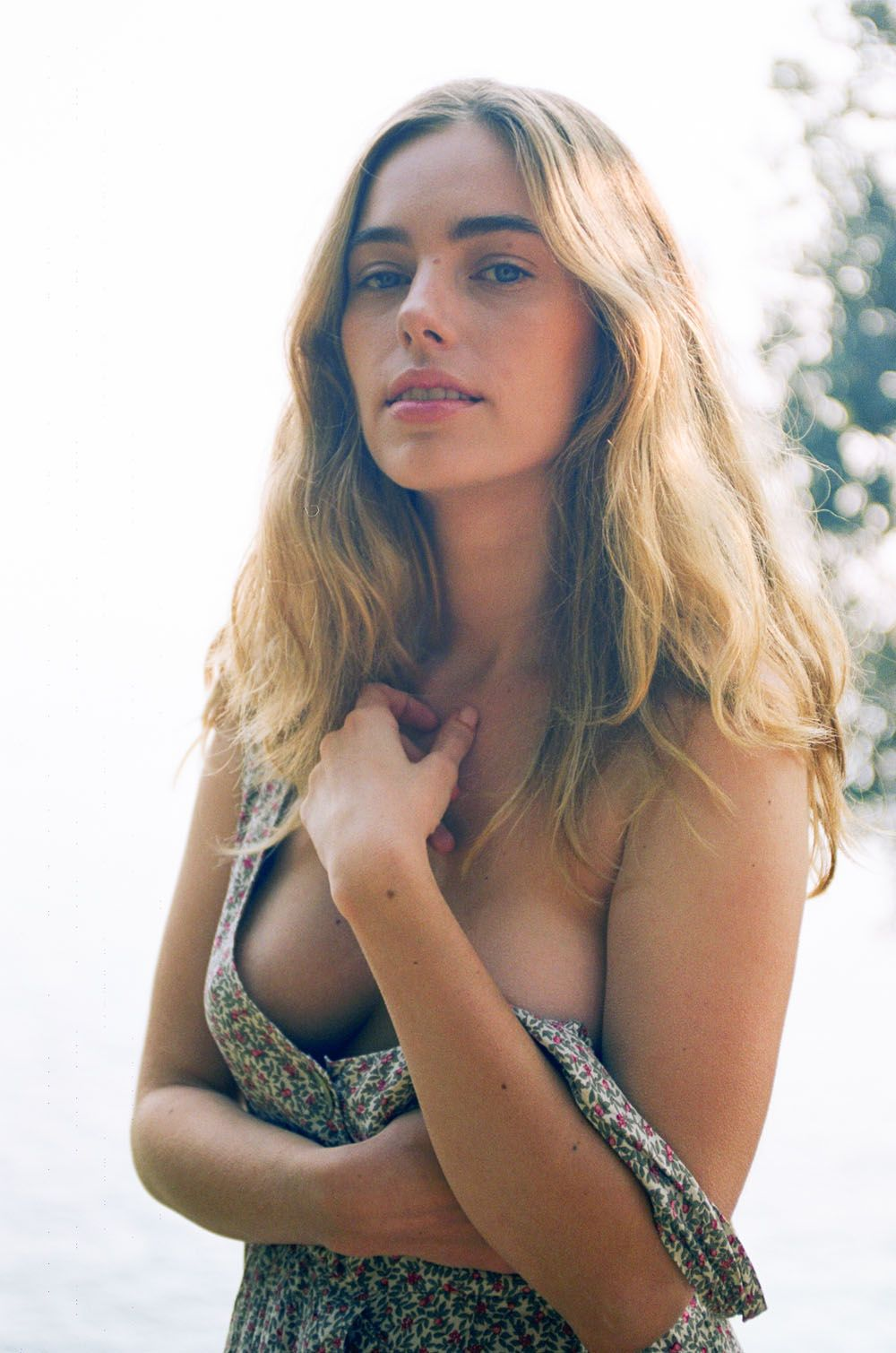 Topless Photos of Anthea Page