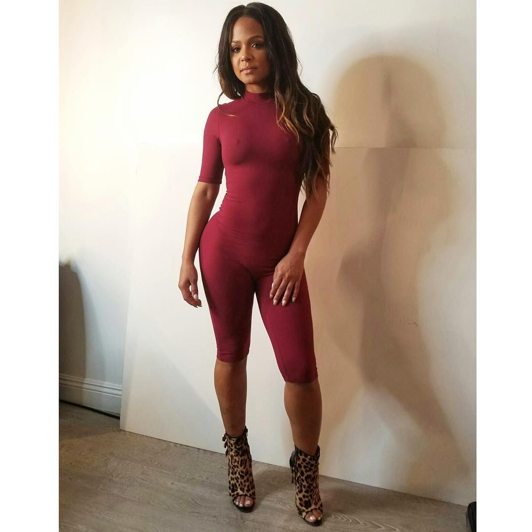 Christina Milian Pokies Photo