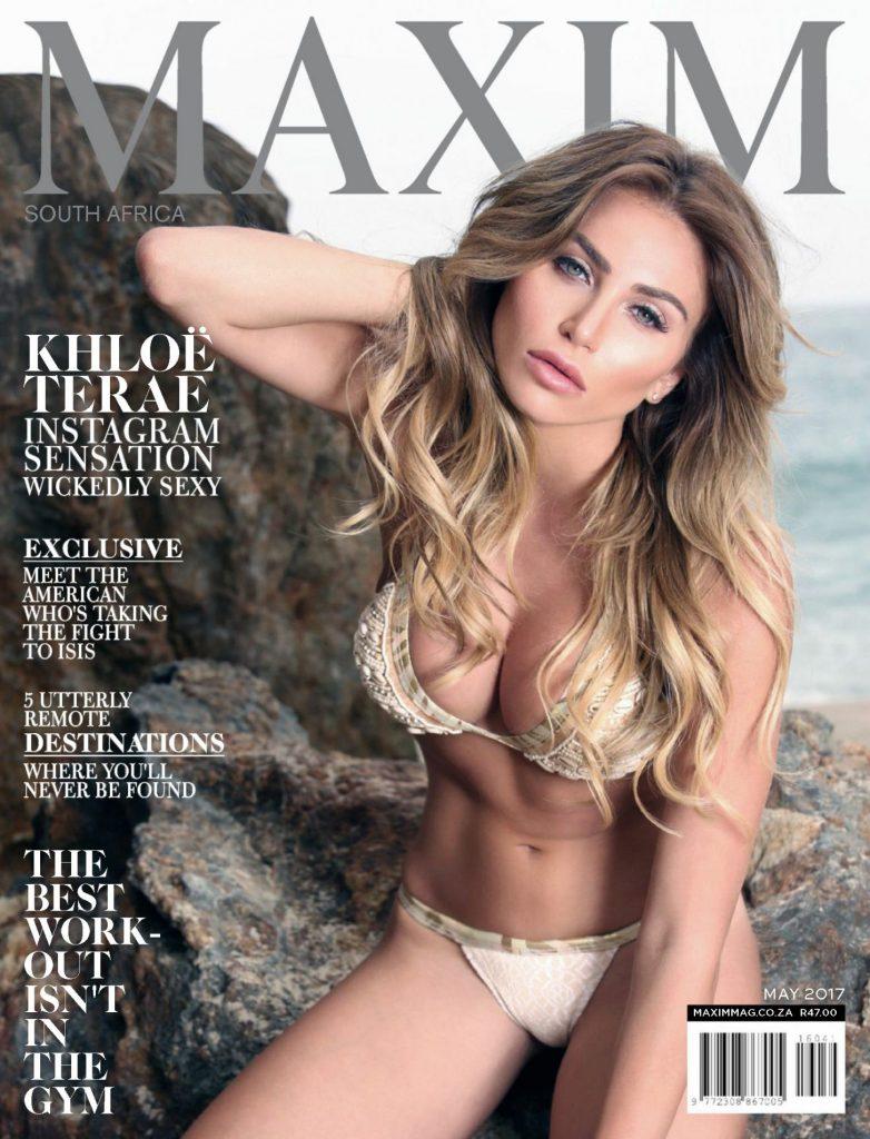 Khloe Terae: Beautiful Booty On A Beach