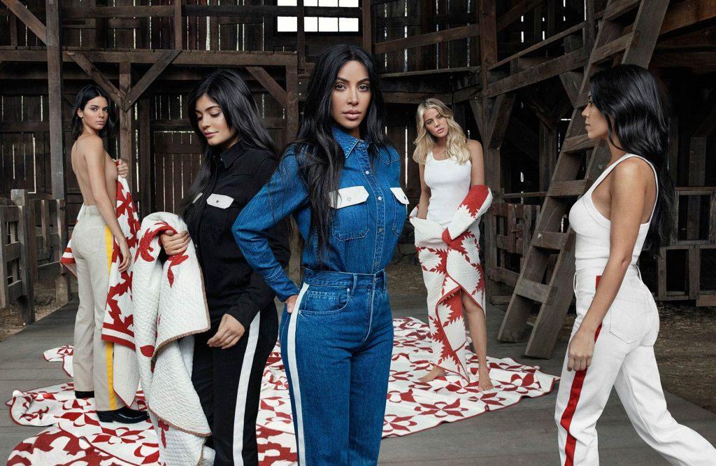 Kim, Khloe, Kourtney Kardashian & Kendall, Kylie Jenner Sexy