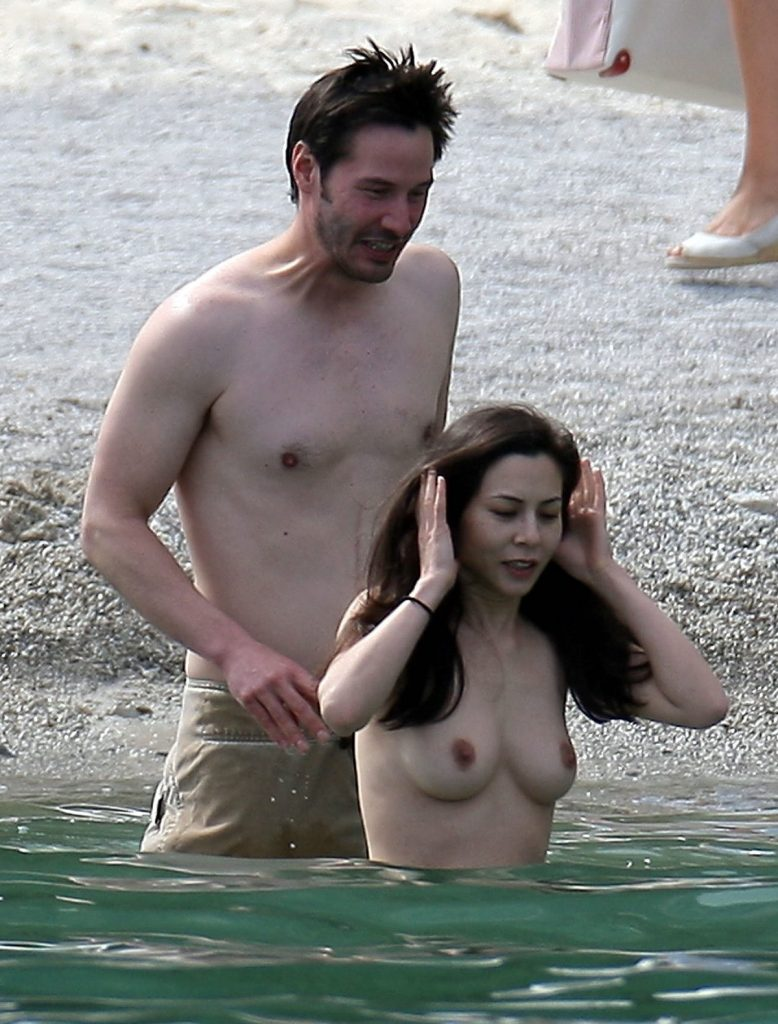 China Chow Topless