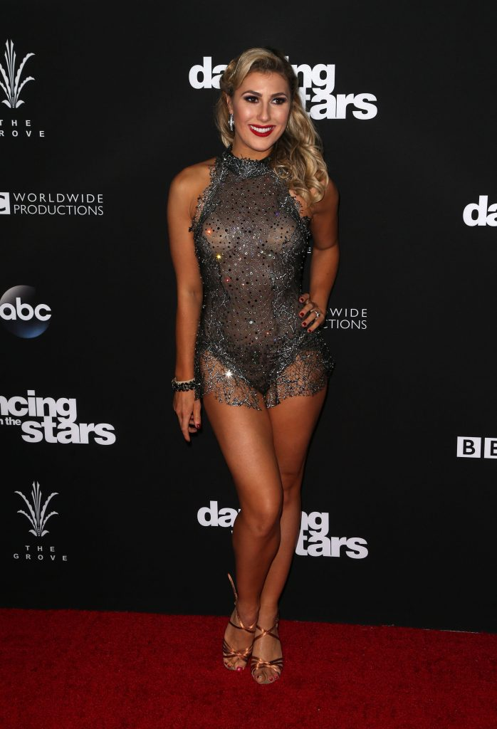 Emma Slater Sexy