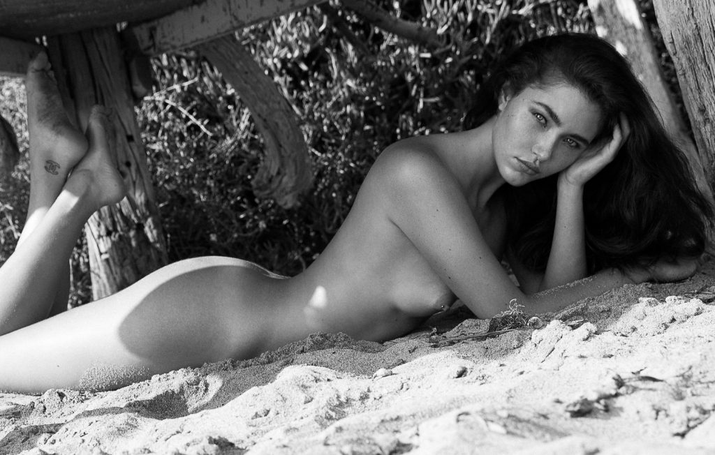 Chanel Asberg Nude