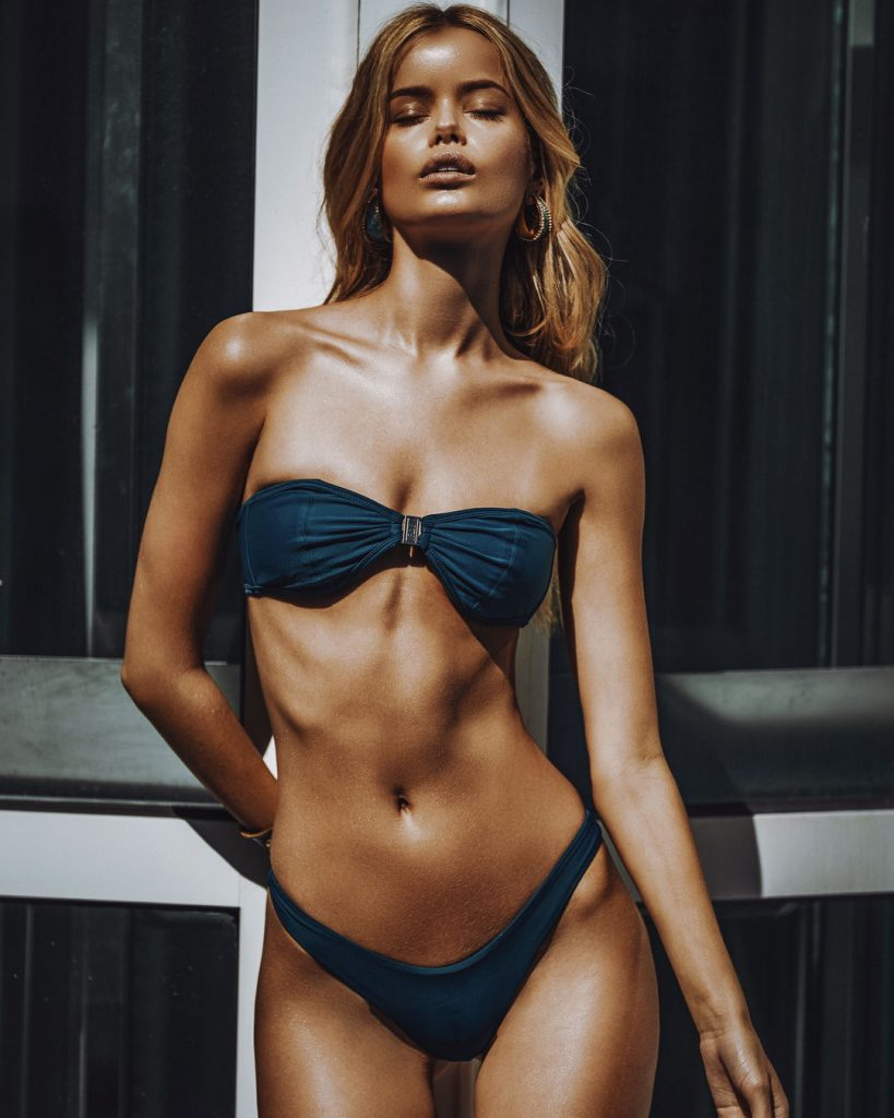 Frida Aasen Sexy