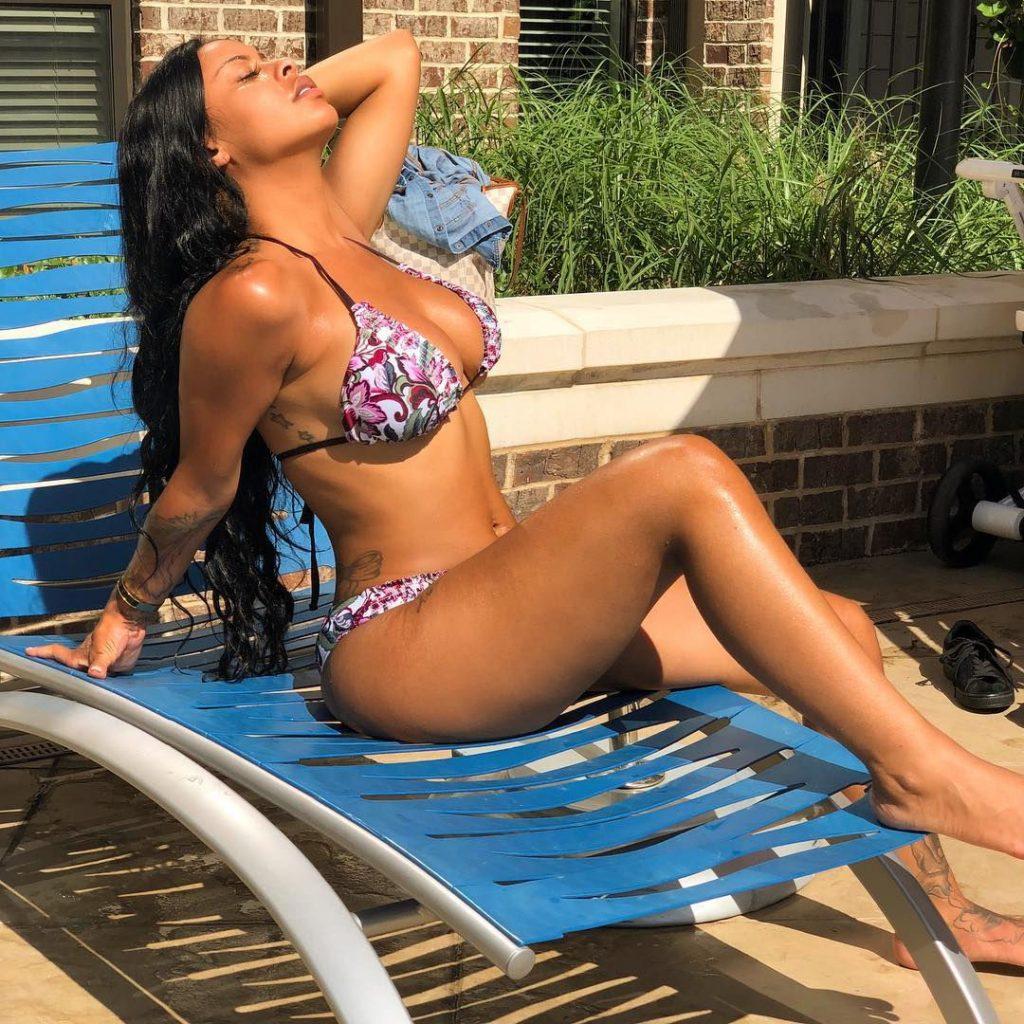 Alexis Skyy Topless