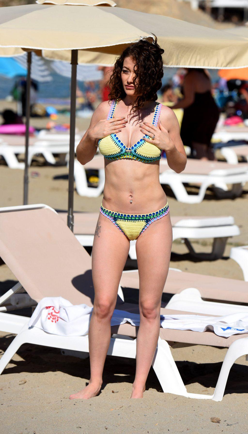 Jess Impiazzi Bikini