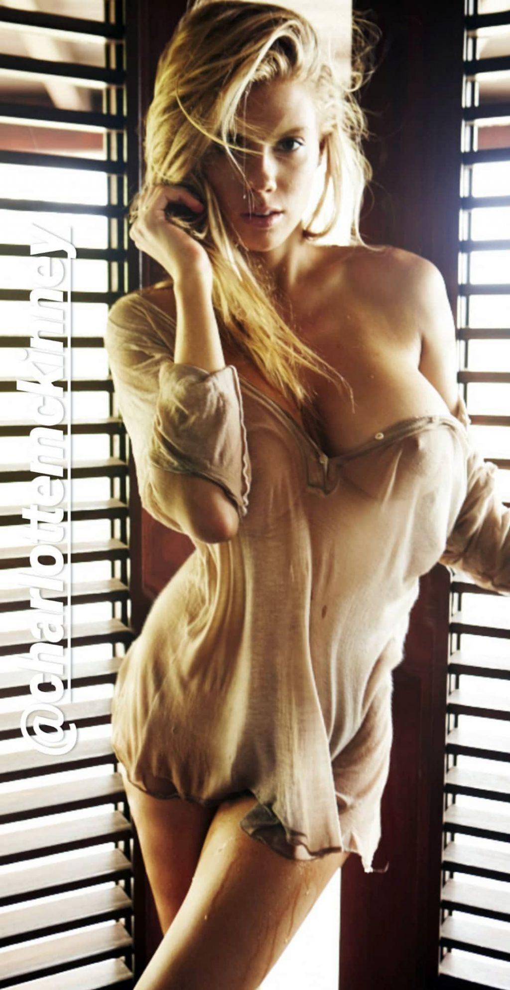 Charlotte McKinney See-Through